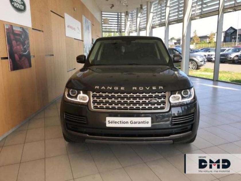 Land-rover Range Rover 4.4 Sdv8 Autobiography Swb Mark Ii - Visuel #4