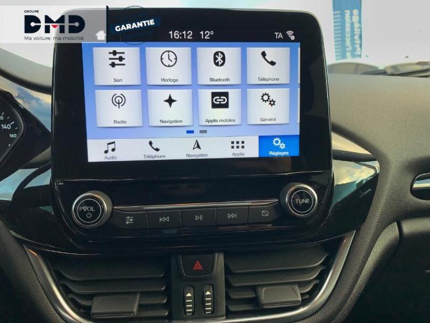 Ford Fiesta 1.1 85ch Trend Business Nav 5p - Visuel #6