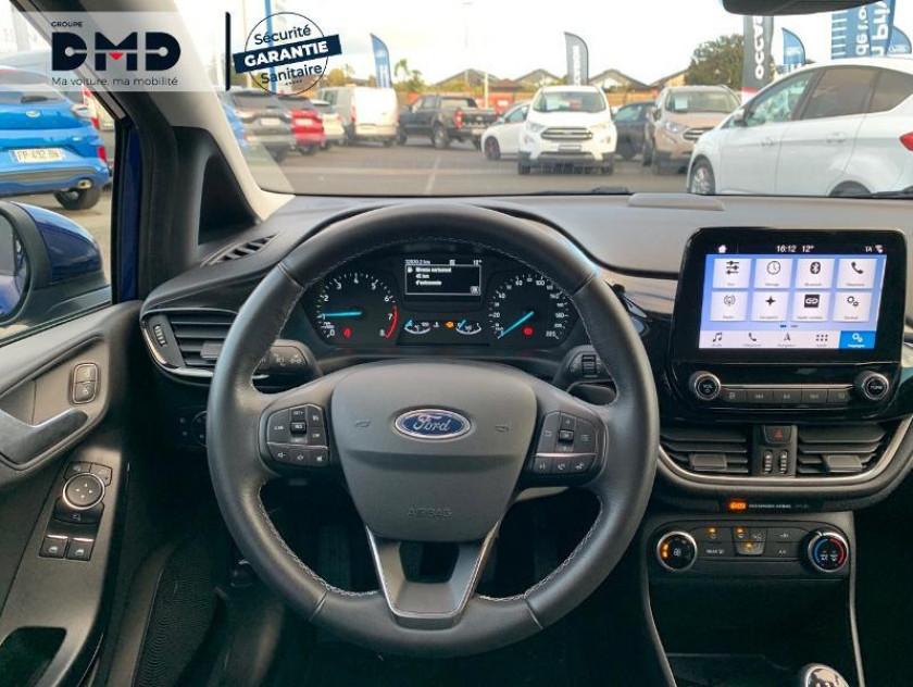Ford Fiesta 1.1 85ch Trend Business Nav 5p - Visuel #7