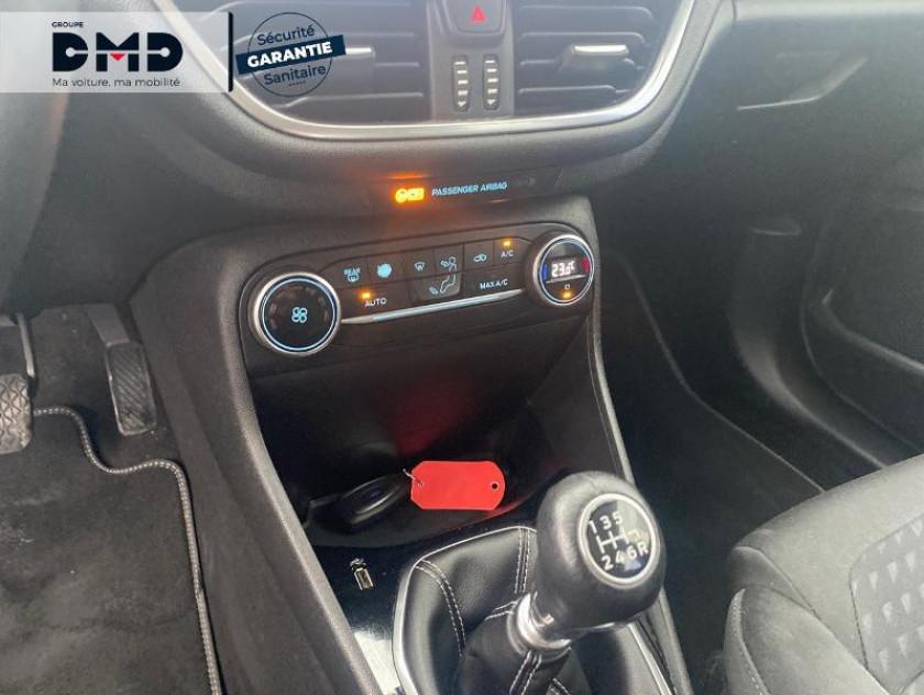 Ford Fiesta 1.0 Ecoboost 100ch Stop&start Titanium 5p - Visuel #8