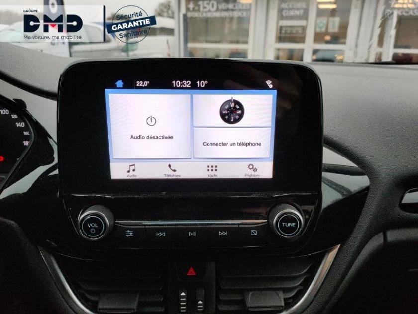 Ford Fiesta 1.1 85ch Trend Business Nav 5p Euro6.2 - Visuel #6