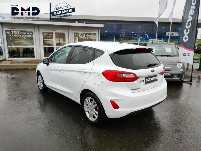 Ford Fiesta 1.1 85ch Trend Business Nav 5p Euro6.2 - Visuel #3