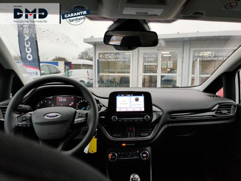 Ford Fiesta 1.1 85ch Trend Business Nav 5p Euro6.2 - Visuel #5