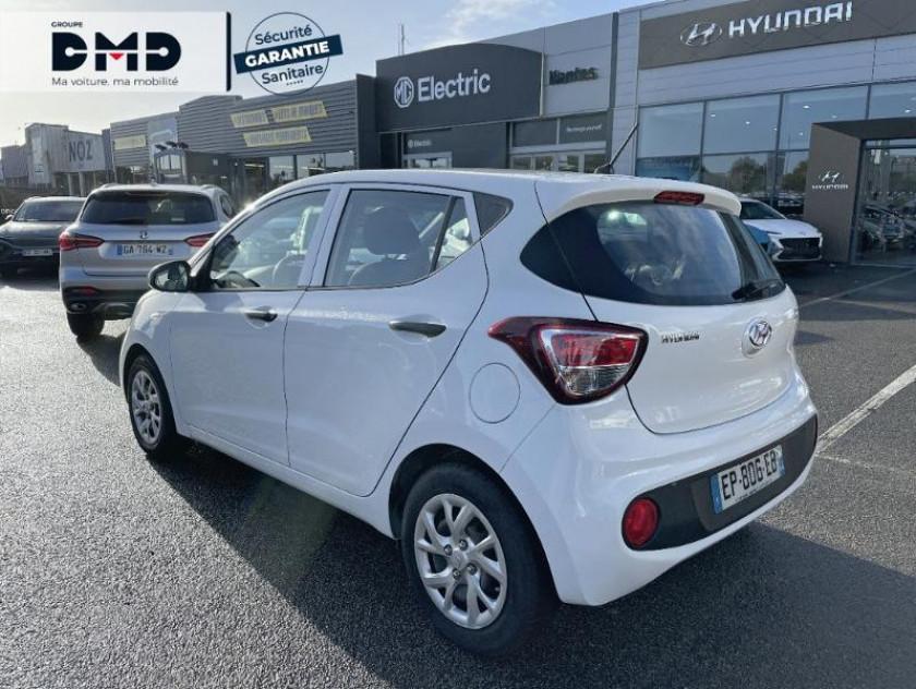 Hyundai I10 1.0 66ch Initia - Visuel #3