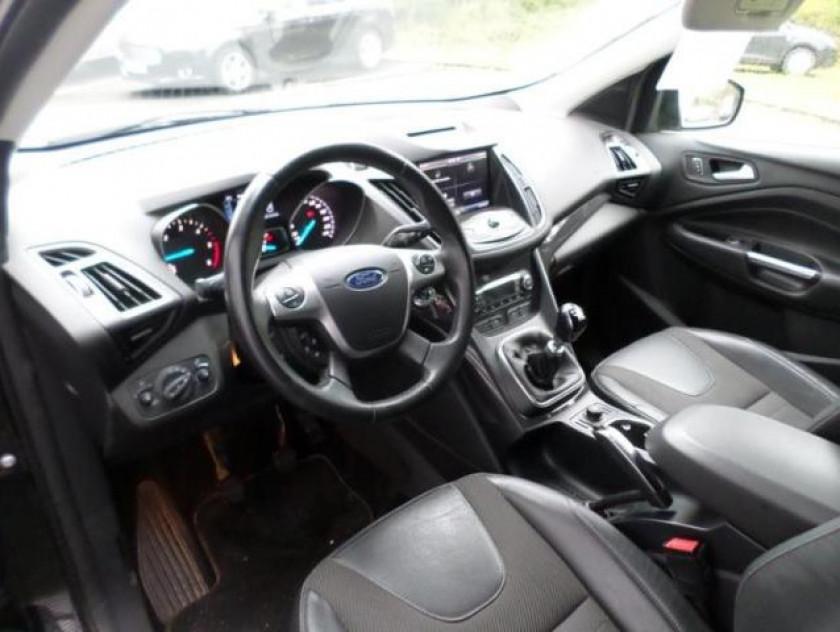 Ford Kuga 2.0 Tdci 150ch Titanium - Visuel #14