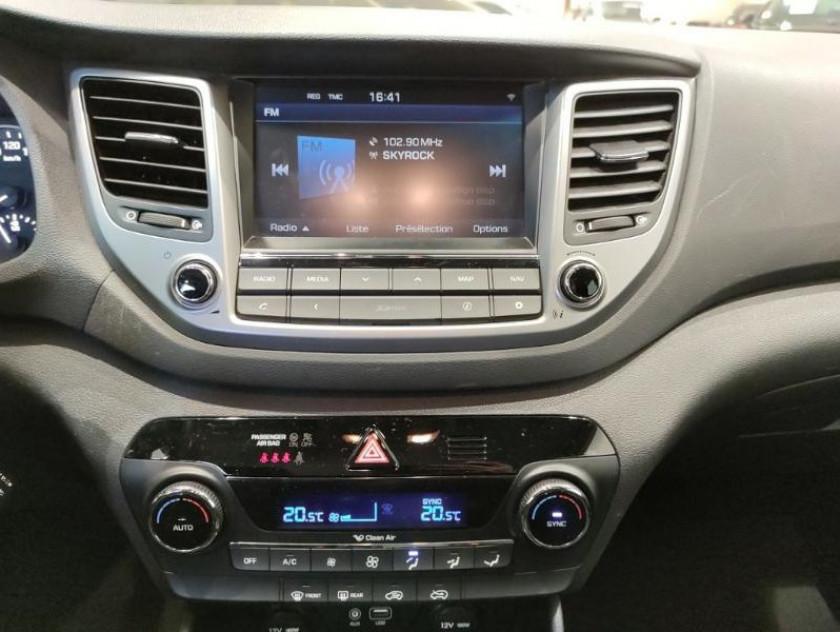 Hyundai Tucson 1.7 Crdi 141ch Business 2wd Dct-7 - Visuel #6