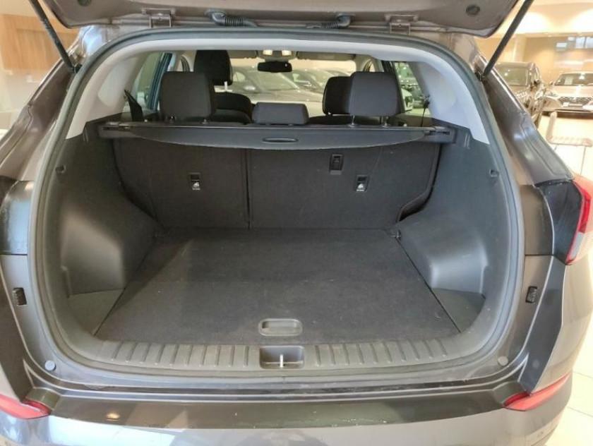Hyundai Tucson 1.7 Crdi 141ch Business 2wd Dct-7 - Visuel #12