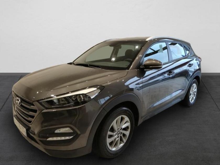Hyundai Tucson 1.7 Crdi 141ch Business 2wd Dct-7 - Visuel #1