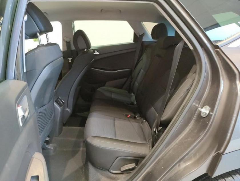 Hyundai Tucson 1.7 Crdi 141ch Business 2wd Dct-7 - Visuel #10