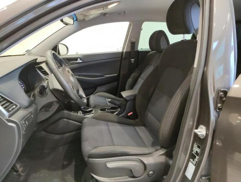 Hyundai Tucson 1.7 Crdi 141ch Business 2wd Dct-7 - Visuel #9