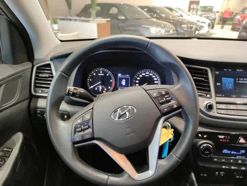 Hyundai Tucson 1.7 Crdi 141ch Business 2wd Dct-7 - Visuel #7