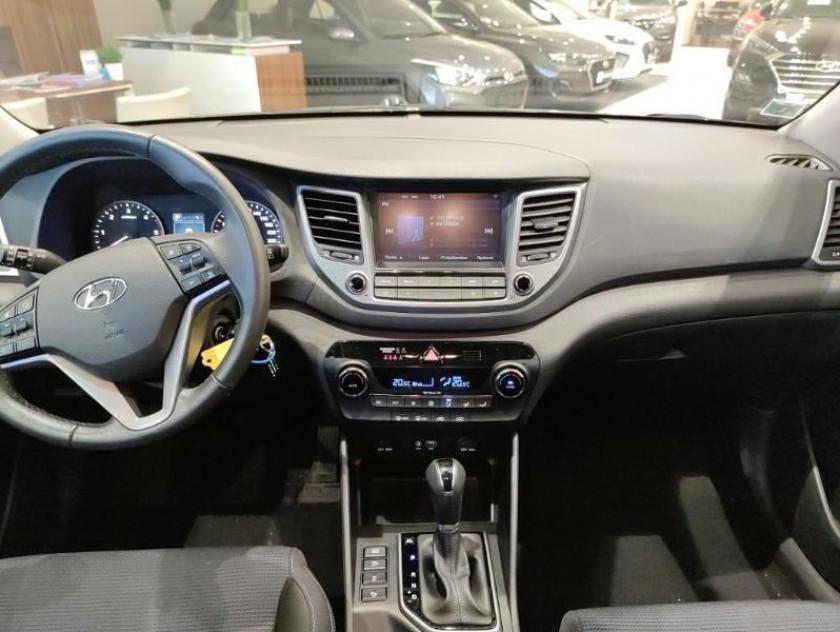 Hyundai Tucson 1.7 Crdi 141ch Business 2wd Dct-7 - Visuel #5