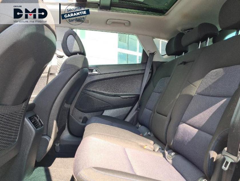 Hyundai Tucson 1.7 Crdi 141ch Creative 2wd Dct-7 - Visuel #10