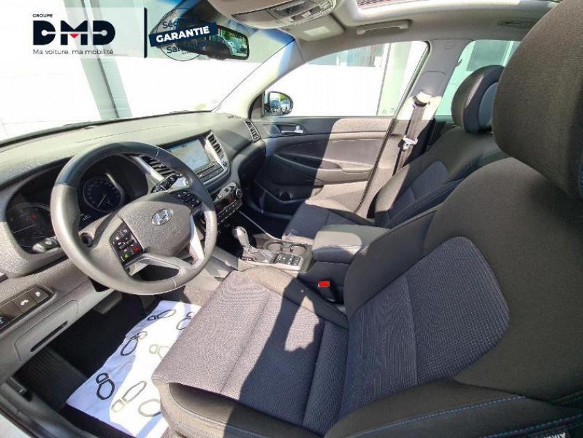 Hyundai Tucson 1.7 Crdi 141ch Creative 2wd Dct-7 - Visuel #15