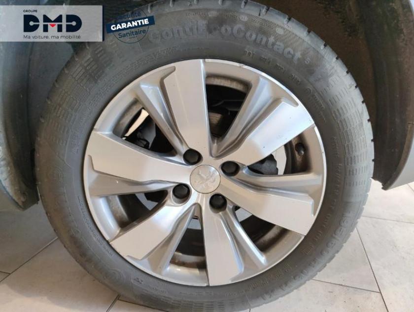 Peugeot 2008 1.6 Bluehdi 120ch Fap Allure - Visuel #13