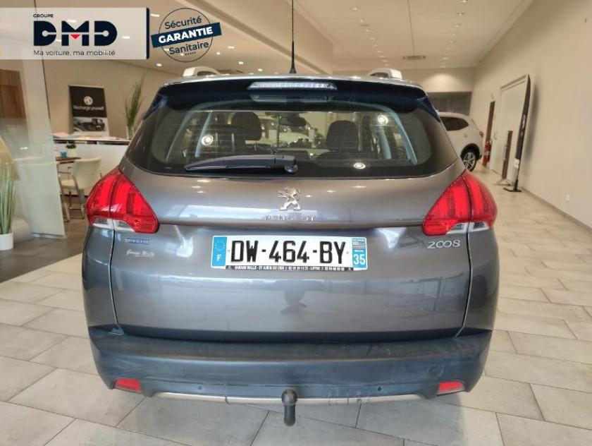 Peugeot 2008 1.6 Bluehdi 120ch Fap Allure - Visuel #11