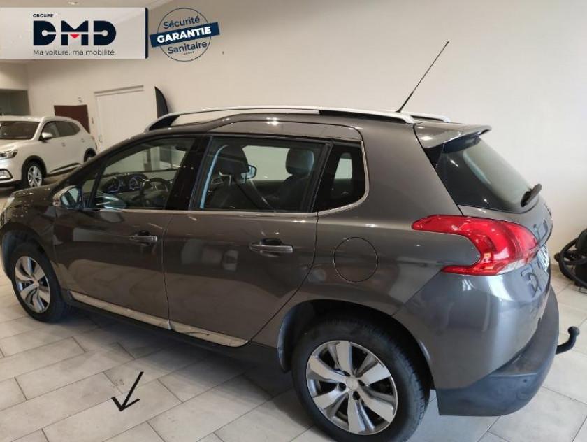 Peugeot 2008 1.6 Bluehdi 120ch Fap Allure - Visuel #3