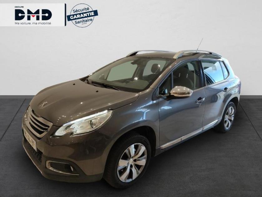 Peugeot 2008 1.6 Bluehdi 120ch Fap Allure - Visuel #1