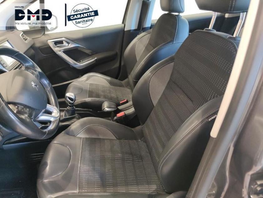 Peugeot 2008 1.6 Bluehdi 120ch Fap Allure - Visuel #9