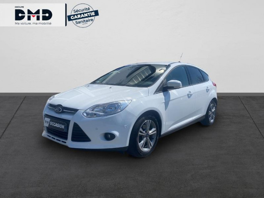 Ford Focus 1.0 Scti 100ch Ecoboost Stop&start Edition 5p - Visuel #1