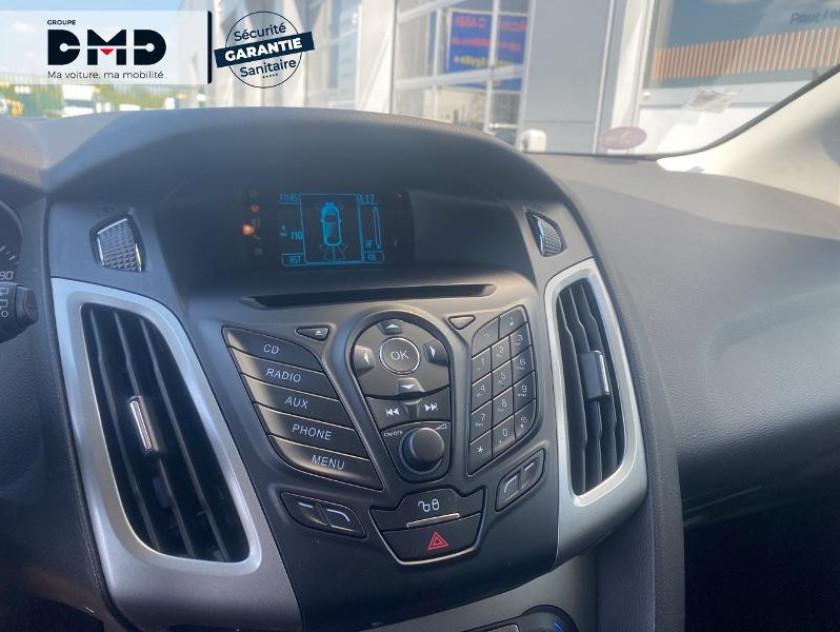Ford Focus 1.0 Scti 100ch Ecoboost Stop&start Edition 5p - Visuel #6