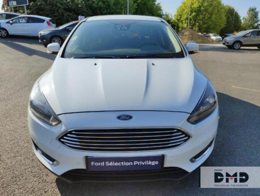Ford Focus 1.0 Ecoboost 125ch Stop&start Titanium - Visuel #4
