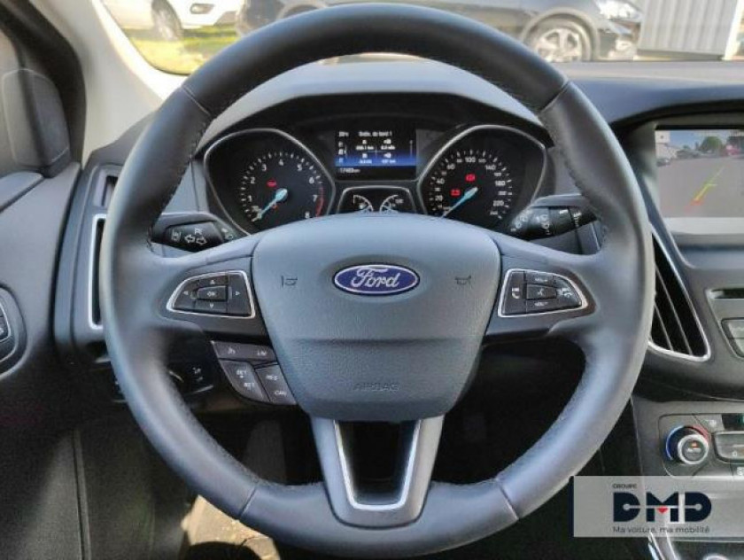 Ford Focus 1.0 Ecoboost 125ch Stop&start Titanium - Visuel #7