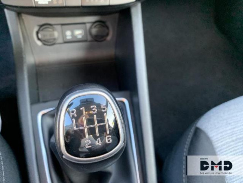 Hyundai I20 1.1 Crdi 75 Intuitive - Visuel #8