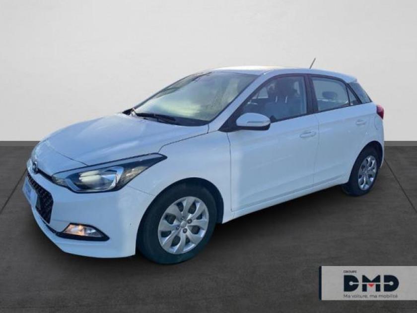 Hyundai I20 1.1 Crdi 75 Intuitive - Visuel #1