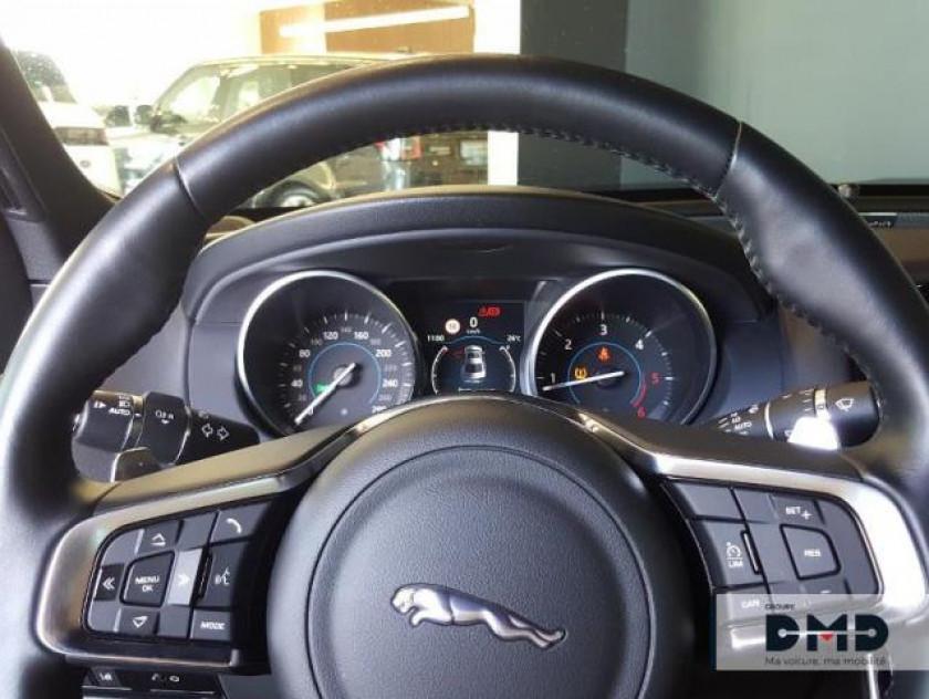 Jaguar Xe 2.0d 240ch R-sport Awd Bva8 - Visuel #7