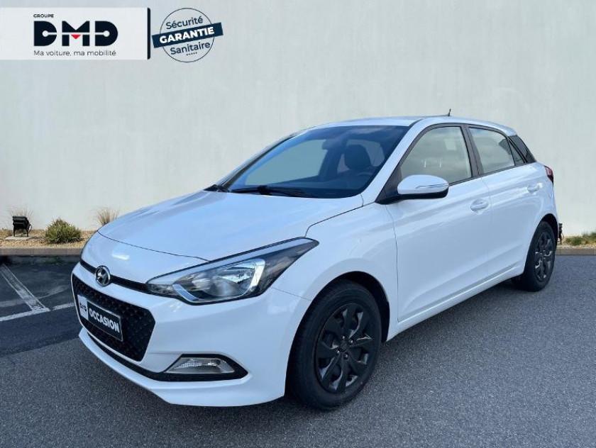 Hyundai I20 1.2 75 Edition #clim - Visuel #1