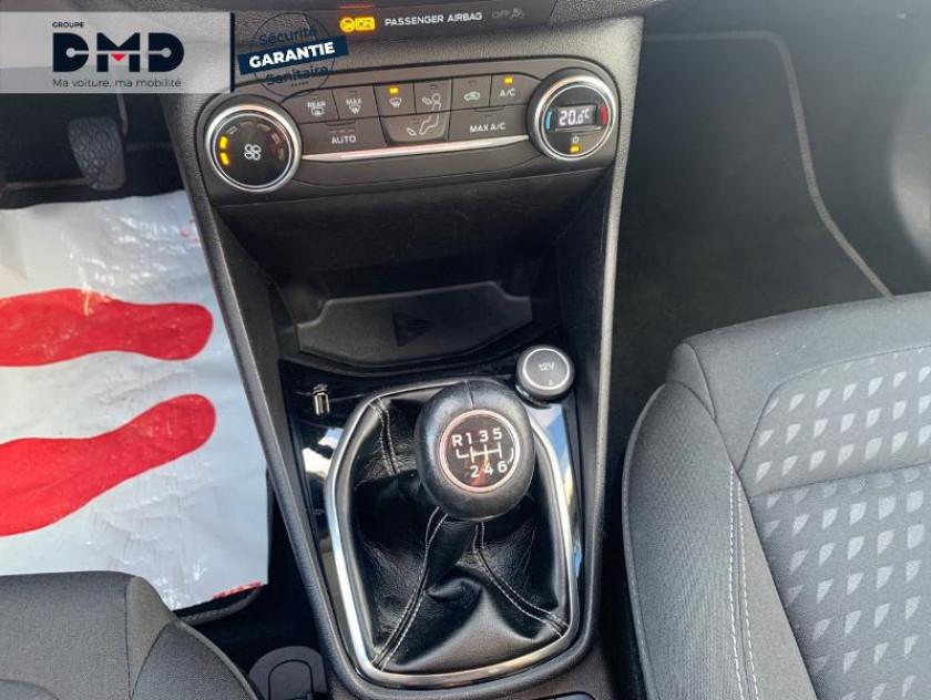 Ford Fiesta 1.5 Tdci 120ch Stop&start Titanium 5p - Visuel #8