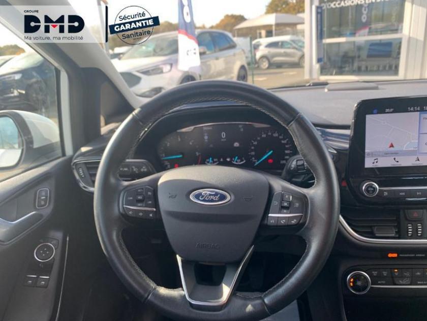 Ford Fiesta 1.5 Tdci 120ch Stop&start Titanium 5p - Visuel #7