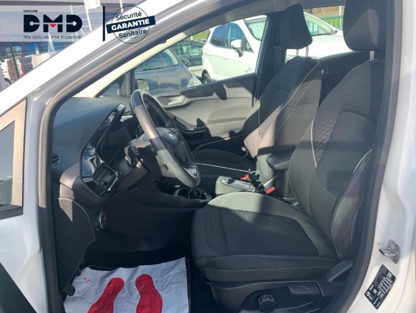 Ford Fiesta 1.5 Tdci 120ch Stop&start Titanium 5p - Visuel #9