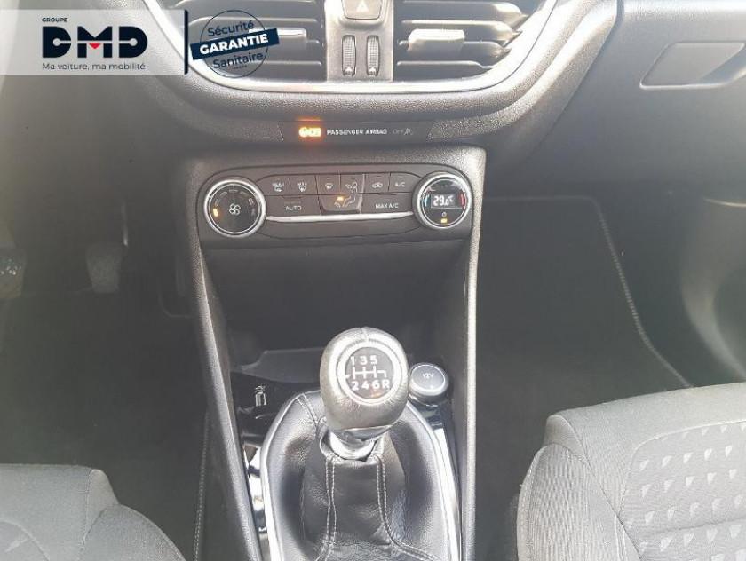Ford Fiesta 1.5 Tdci 85ch Stop&start Titanium 5p - Visuel #8