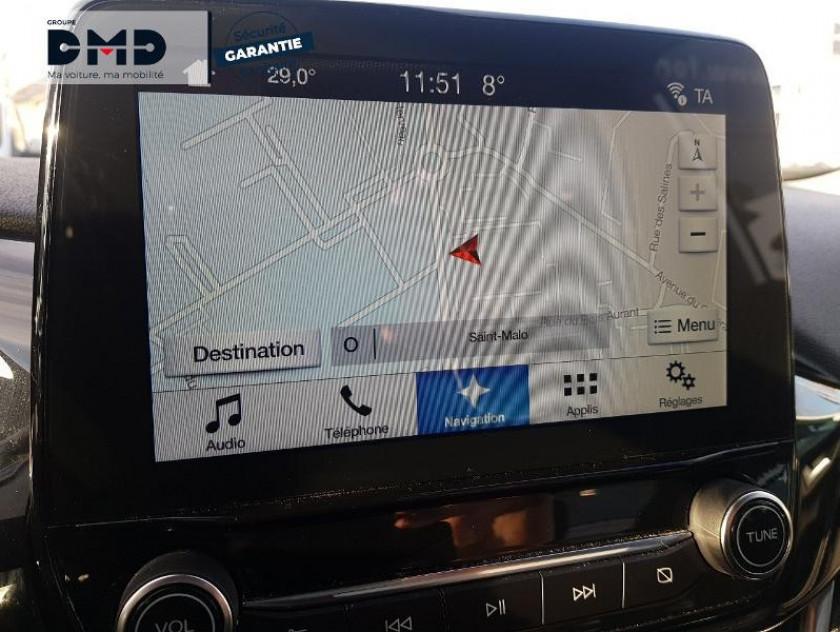 Ford Fiesta 1.5 Tdci 85ch Stop&start Titanium 5p - Visuel #6
