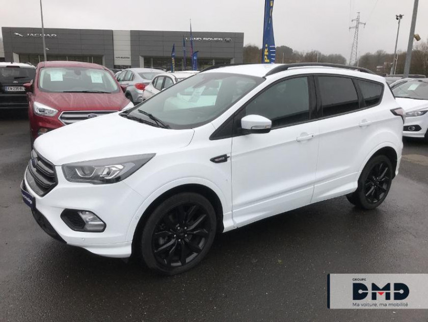 Ford Kuga 2.0 Tdci 150ch Stop&start St-line 4x2 - Visuel #14