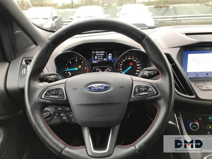 Ford Kuga 2.0 Tdci 150ch Stop&start St-line 4x2 - Visuel #7