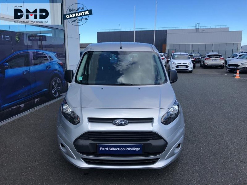 Ford Transit Connect L2 1.5 Td 100ch Cabine Approfondie Trend Euro Vi - Visuel #4