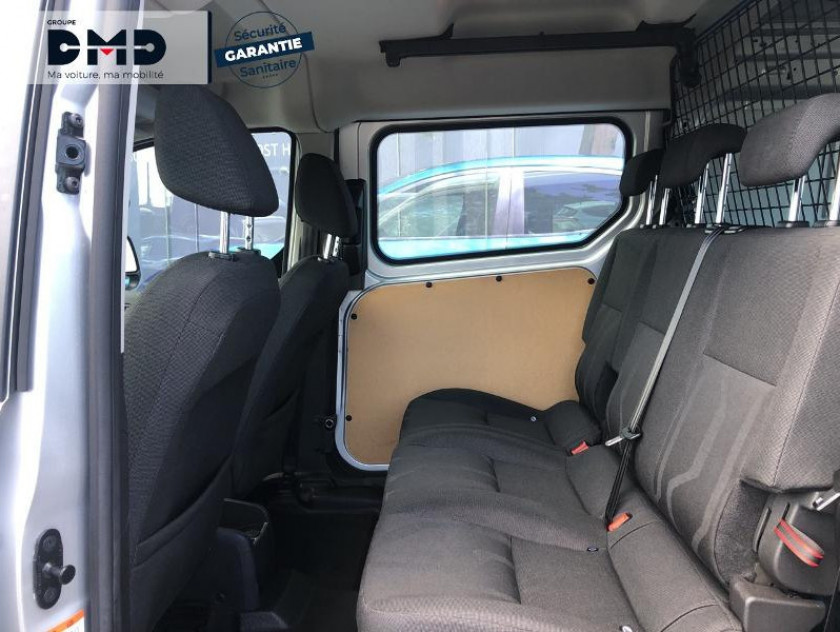 Ford Transit Connect L2 1.5 Td 100ch Cabine Approfondie Trend Euro Vi - Visuel #10