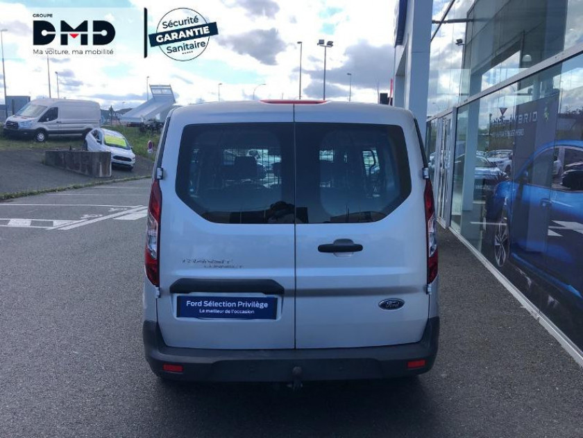Ford Transit Connect L2 1.5 Td 100ch Cabine Approfondie Trend Euro Vi - Visuel #11