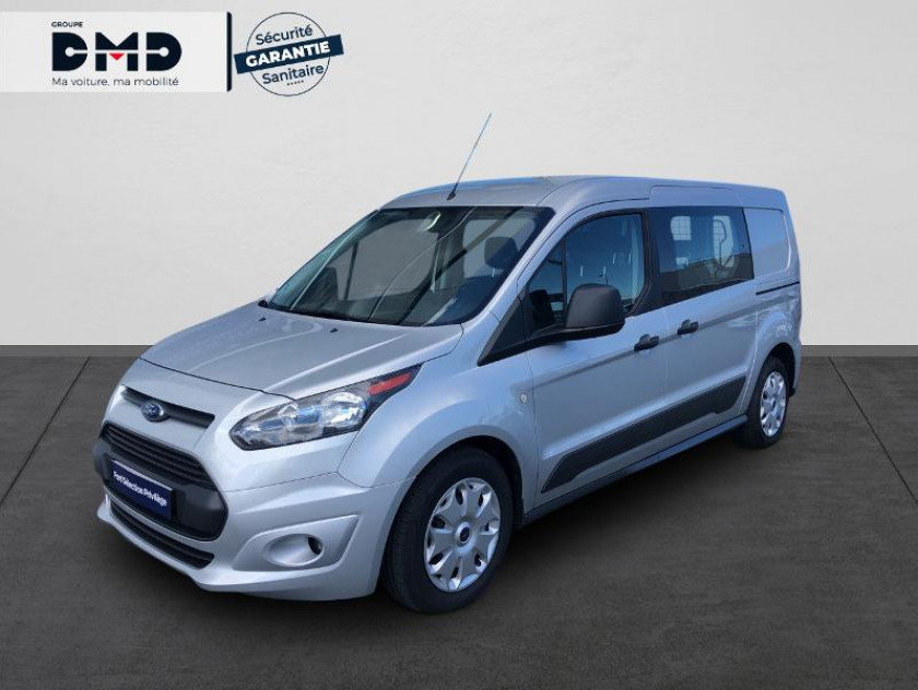 Ford Transit Connect L2 1.5 Td 100ch Cabine Approfondie Trend Euro Vi - Visuel #1