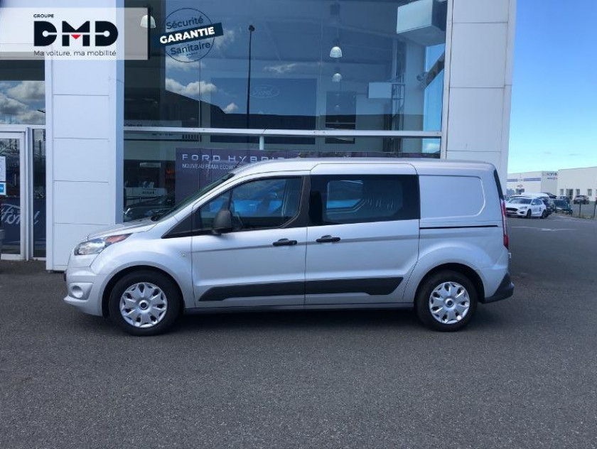 Ford Transit Connect L2 1.5 Td 100ch Cabine Approfondie Trend Euro Vi - Visuel #2