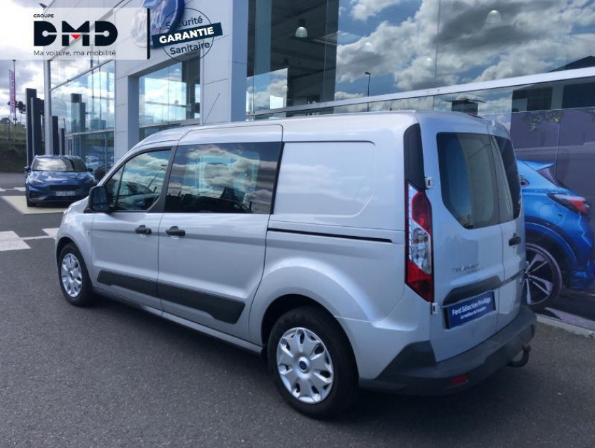 Ford Transit Connect L2 1.5 Td 100ch Cabine Approfondie Trend Euro Vi - Visuel #3