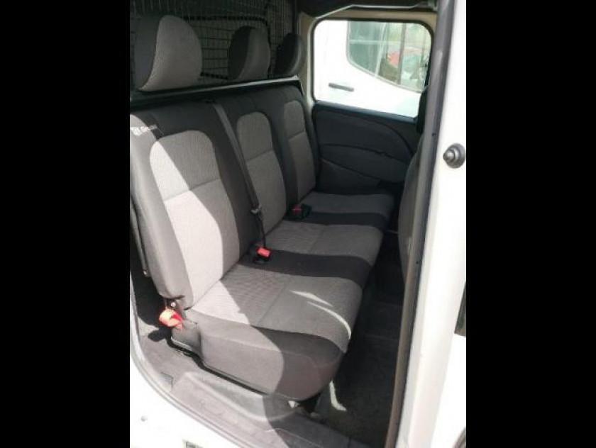 Fiat Doblo Cargo Maxi 1.3 Multijet 16v 90ch Cabine Approfondie Pack Professio - Visuel #4