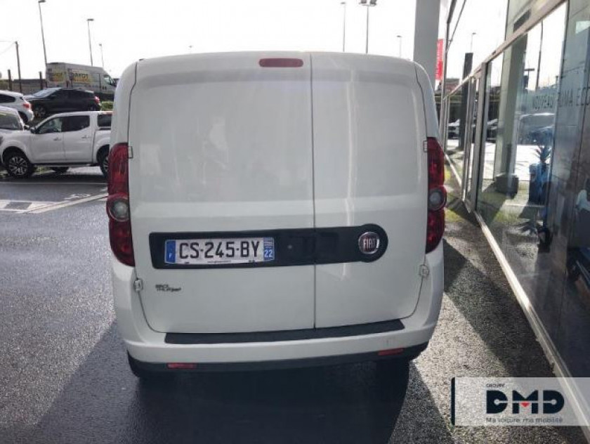 Fiat Doblo Cargo Maxi 1.3 Multijet 16v 90ch Cabine Approfondie Pack Professio - Visuel #11