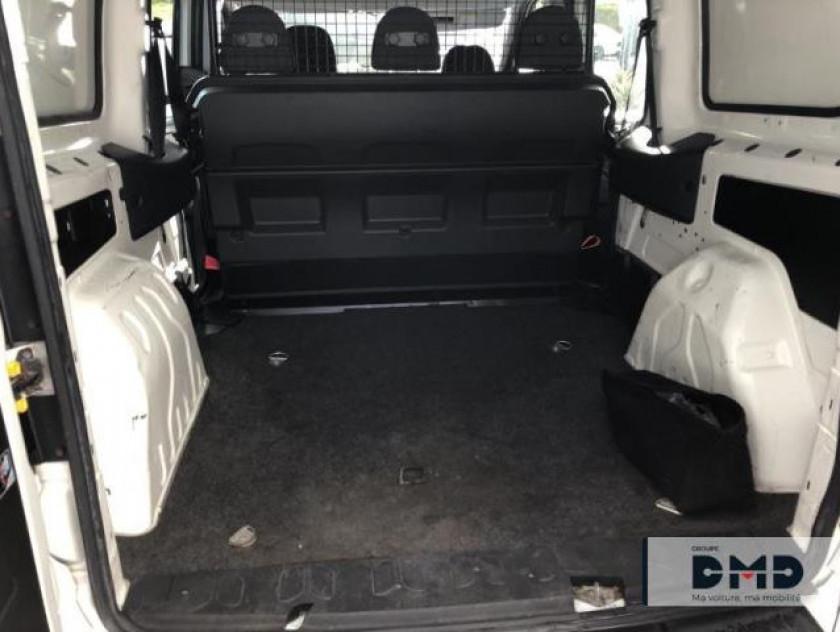 Fiat Doblo Cargo Maxi 1.3 Multijet 16v 90ch Cabine Approfondie Pack Professio - Visuel #12