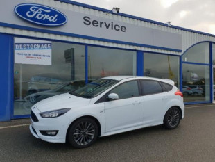 Ford Focus 1.5 Tdci 120ch Stop&start St Line