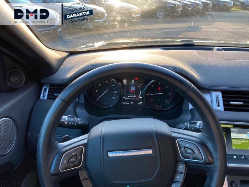 Land Rover Evoque 2.0 Td4 150 Hse Dynamic Bva Mark V - Visuel #7