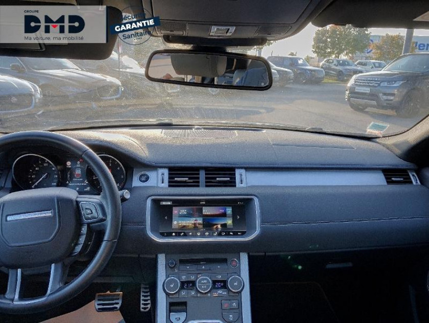Land Rover Evoque 2.0 Td4 150 Hse Dynamic Bva Mark V - Visuel #5